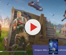 Ninja in one of his recent 'Fortnite' streams - YouTube/Azayn