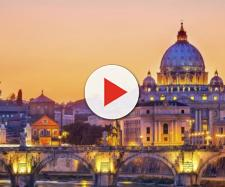 Una panoramica sulla città di Roma