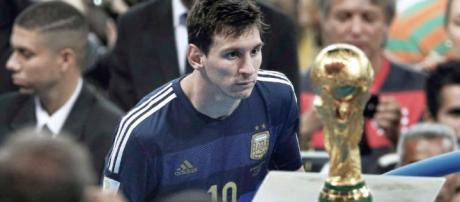 'La copa del Mundo' el sueño de toda la vida para Messi