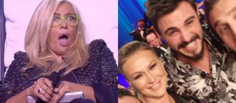 La reazione choc di Mara Venier al selfie di Monte-Henger