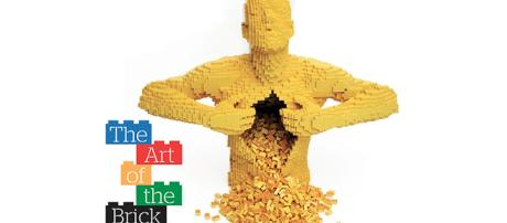 Mostra 'The Art of the Brick' a Torino