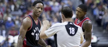 NBA Playoffs: Can Toronto survive the first round? (Photo via Keith Allison/Flickr)