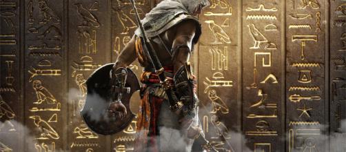 Assassin's Creed Origins un épico videojuego.