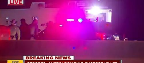 Austin serial bombing suspect dead, reports say - Image credit - ABC Action News | YouTube