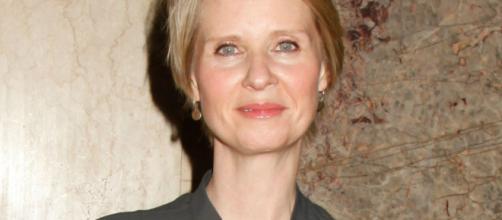 Cinthya Nixon candidata a governatore di New York