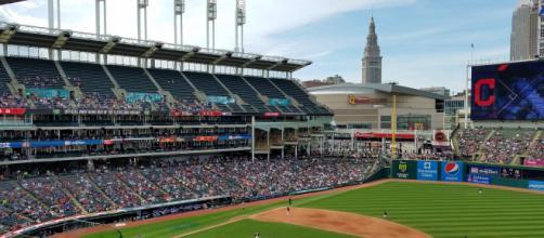 Cleveland Indians home field. - [javajohn56 via Pixabay]
