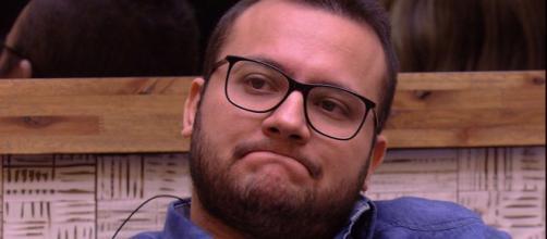 Diego passa por humilhação depois de sua eliminação com alta rejeição do BBB18