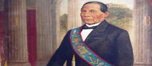 Don Benito Juárez y su andar como masón