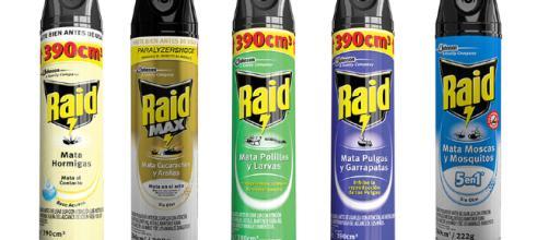 El uso de repelente de insectos para drogarse
