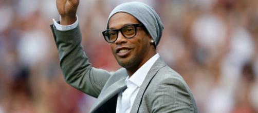 En tête-à-tête avec Ronaldinho - Football 365 - football365.fr