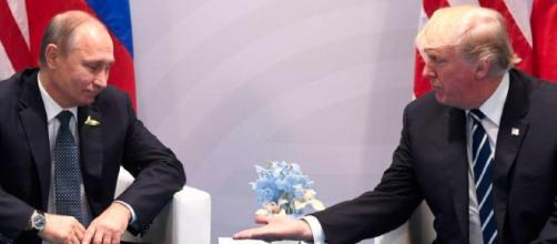 Trump felicita a Putin por su victoria en las elecciones presidenciales en Rusia