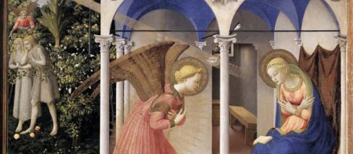 Fran Angélico y la 'Anunciación de Santa María de Fiesole'