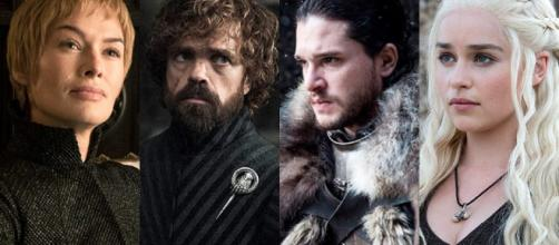Game of Thrones, los personajes de la serie.