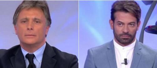 Giorgio Manetti e Gianni Sperti