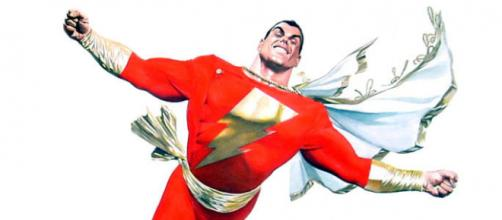 [Image via: Bagogames on Flickr] The heroic Shazam!