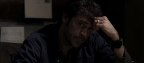 Jeffrey Dean Morgan played John Winchester on the hit CW show 'Supernatural.' [Image via wellyhurricane/YouTube screencap]