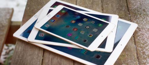 Las ventas del iPad se desploman año tras año.