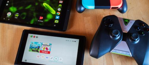 Nintendo Switch Vs Nvidia Shield Tablet