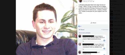 ¿Por qué Mark Anthony Conditt no es considerado un terrorista ?