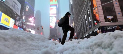 Tormenta de nieve en la región de Nueva York podría paralizar la vida