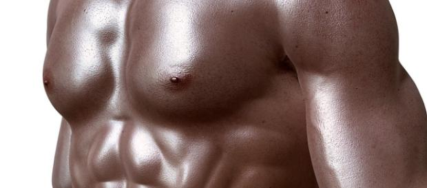 Body Buildler Muscles. (Image via Max Pixel)
