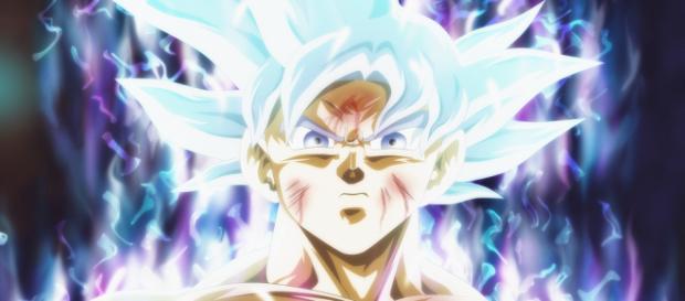 Dragon Ball Super la técnicas del Migatte No Gokui.