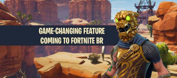 """""""Fortnite Battle Royale"""" is getting a game-changing feature. Image Credit: Own work"""