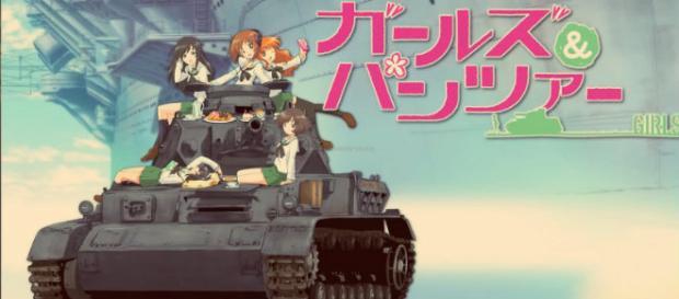 hablemos de Girls und Panzer anime