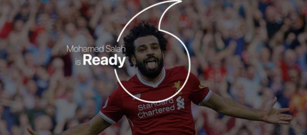 Mo' Salah 2018 campaign should be pretty much as Vodafone brand as ... - thinkmarketingmagazine.com