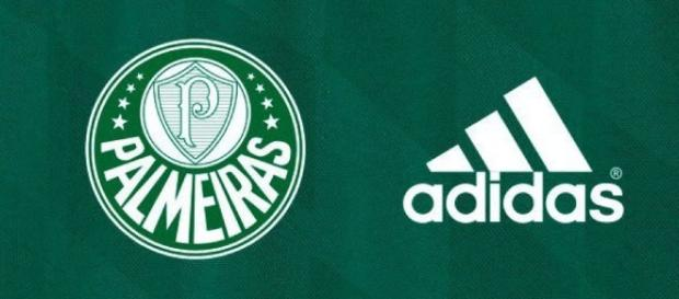 Palmeiras e adidas promoverão o último uniforme da parceria.