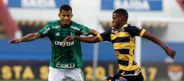 Palmeiras tem ampla vantagem nas quartas de final