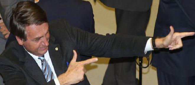 Durante entrevista, Bolsonaro defendeu a prisão perpétua e pena de morte no país
