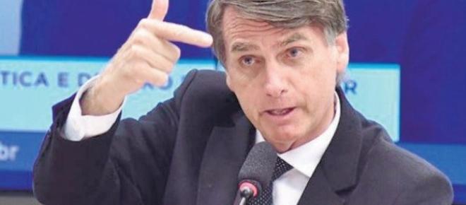 Jair Bolsonaro pode ficar fora dos debates na televisão por 'motivo estranho'