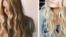 Ondas en el cabello reflejan libertad y movimiento