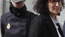 Marta Rovira, otra cobarde a la fuga
