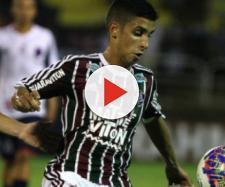 depois de um período emprestado, Danielzinho retorna ao Fluminense (Foto: Globo.com)