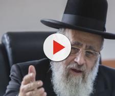 Fanno discutere le recenti affermazioni del rabbino capo d'Israele.