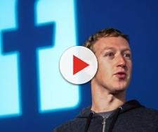 In alto, il fondatore di Facebook, Mark Zuckerberg