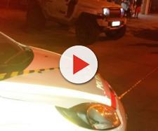 Os dois homens estavam em um jipe quando foram abordados pelos assassinos