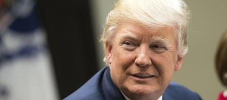 President Trump all set to protect intellectual property rights violations (Image credit - politico/Youtube)
