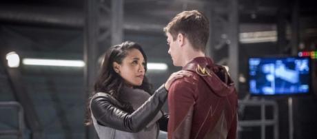 The Flash Barry and Iris GIFs   POPSUGAR Entertainment - popsugar.com