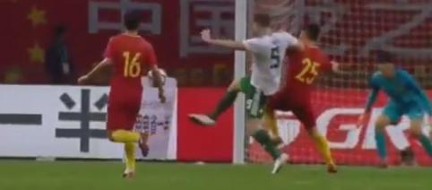 China vs Wales All Goals & Highlights 0-6 China Cup- Semi Final 22 March 2018- Image credit - Showtime via TOUTOUS YouTube