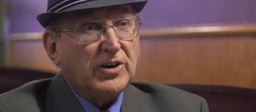 Arthur Jones, 70, is the Republican Nominee. - [Image source: Chicago-SunTimes / YouTube screencap]