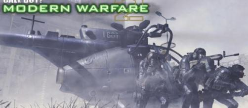 Call of Duty Modern warfeare - Image caption - SS Games Online | Flickr