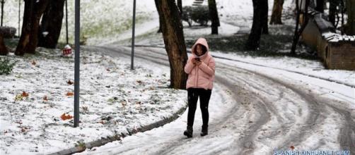 Cancelan trenes y suspenden clases en China por tormentas de nieve ... - sott.net