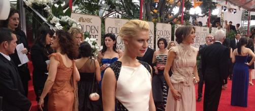 Claire Danes of 'Homeland' at the Golden Globes via jdeeringdavis - Flickr