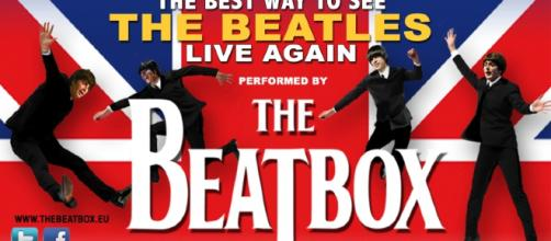 Con The Beatbox rivive il mito dei Beatles
