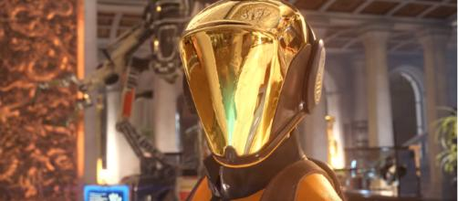 DirectX Raytracing produces accurate real time reflections. [image source: Futuremark/YouTube screenshot]