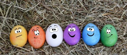 Easter eggs - (Image via Annca/Pixabay)