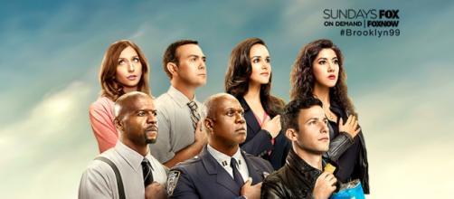 'Brooklyn Nine-Nine' continues season five: (Image via the 'Brooklyn Nine-Nine' Facebook page.)